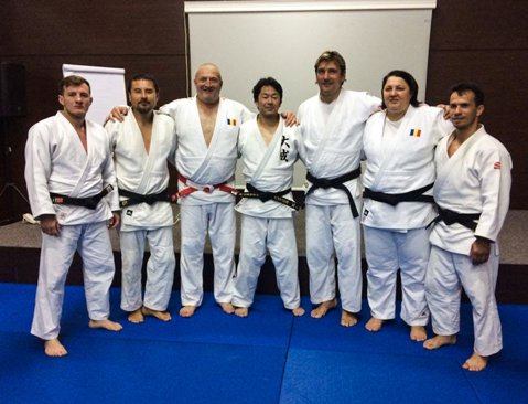 Un cunoscut antrenor japonez va coordona loturile olimpice de judo ale României