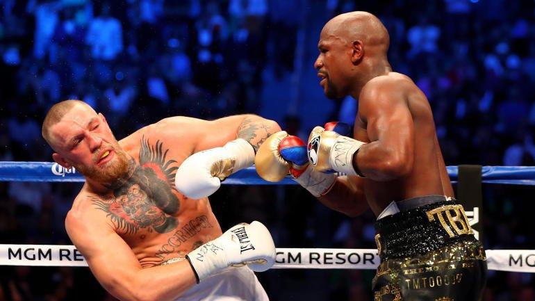 """Mayweather e gata să-i acorde revanşa lui McGregor! """"Revin doar într-un meci de UFC. Am discutat cu echipa mea"""""""