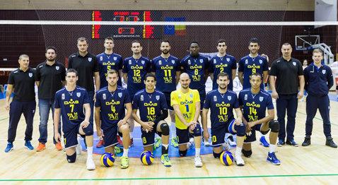 Tricolorul Ploieşti este noua campioană a României la volei masculin. Titlul s-a decis în ultima etapă