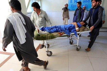 Opt persoane au murit în urma unui atentat petrecut la un meci de crichet din Afganistan
