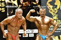 GALERIE FOTO | Pe urmele lui Arnold! Imagini impresionante de la Campionatele Balcanice de Fitness si BodyBuilding, organizate în România