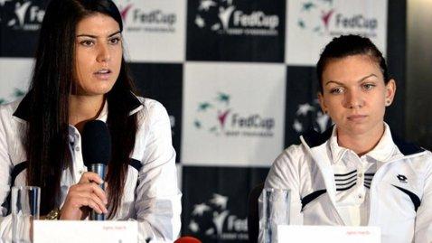 Simona Halep şi Sorana Cîrstea nu sunt pe aceeaşi lungime de undă! Patru episoade care au scos la iveală animozităţile dintre cele mai bune tenismene ale României