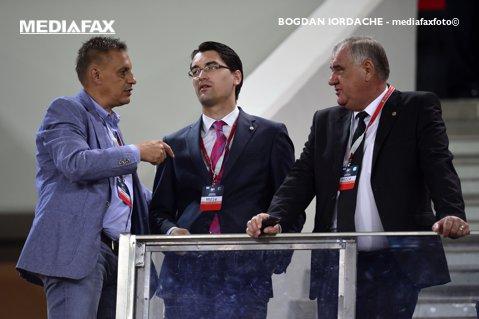 Mihai Ciucă scrie despre cea mai recentă anchetă DNA în fotbalul românesc: Şah la Burleanu
