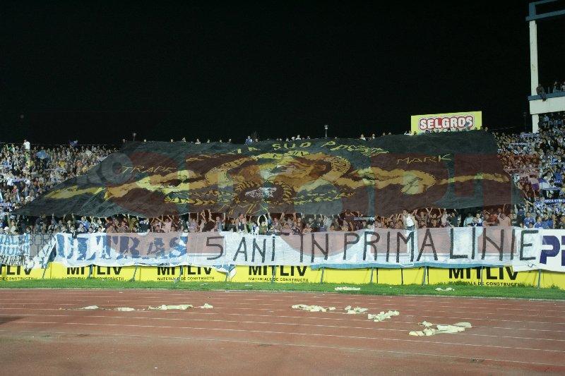 FC Universitatea Craiova Coregrafie-fc