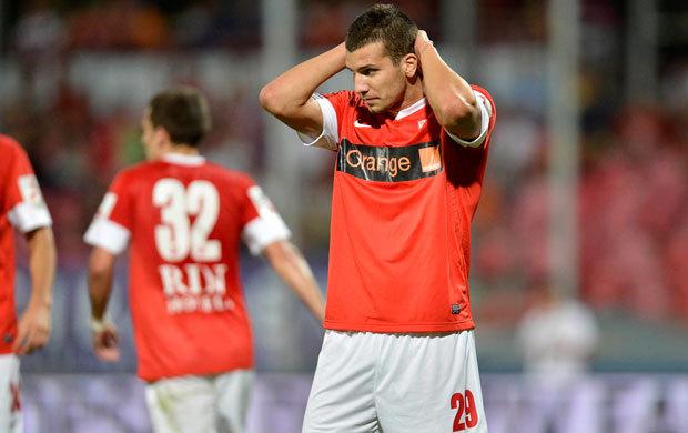 """George Ţucudean poate rata derby-ul cu CFR din cauza unei pubalgii! Bonetti pregăteşte un """"debut"""" în acest sezon"""