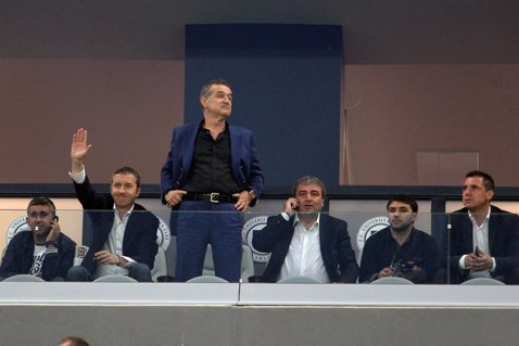 Gigi Becali se teme pentru libertatea managerului! Ce promisiune i-a fcut patronul 