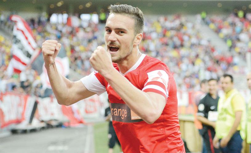 Marius Alexe, aproape de Premier League! Fulham oferă 1.8 milioane € pentru vârf. Cât cere Dinamo