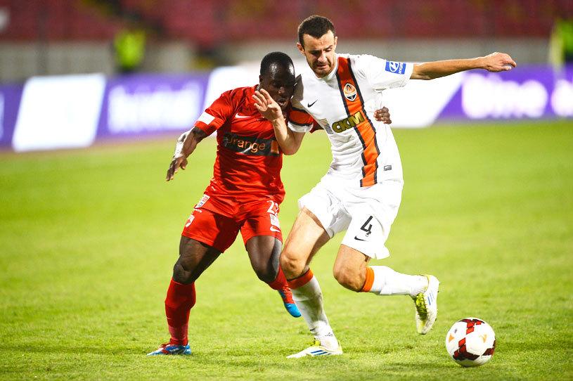 """Zougoula a debutat la Dinamo cu Şahtior! Ivorianul, uşor surprins de ce a găsit la roş-albi: """"Echipa nu este chiar rea"""""""
