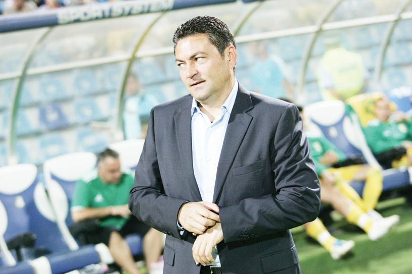 """Ilie Stan: """"Sper să fiu ultimul antrenor de la FC Braşov, cel puţin în acest sezon"""""""