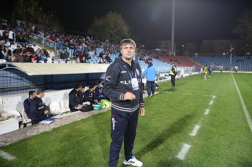 Cristi Popovici a plecat de la FC Botoşani. Bordeanu este noul antrenor al echipei