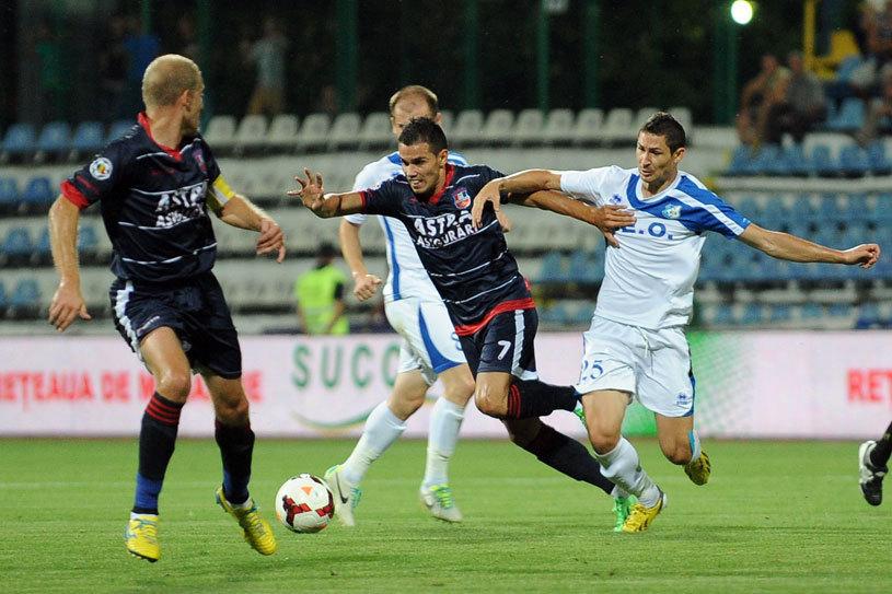 Astra, încă o lovitură în lupta pentru titlu! Steaua l-a ratat pe Iorga, mijlocaşul a semnat cu liderul Ligii 1