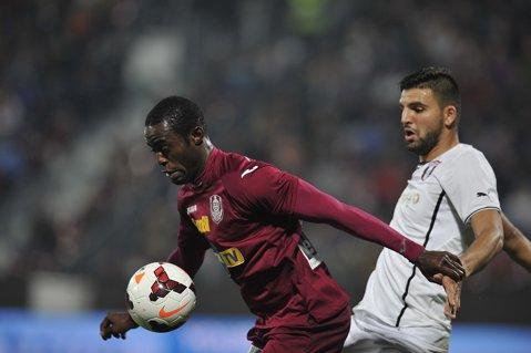 """Ben Youssef a lăudat în presa franceză Bucureştiul şi Liga I: """"Aici  sunt mulţi jucători tehnici"""""""