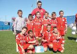 Dinamo, cea mai bună academie de fotbal în opinia Federaţiei Române de Fotbal