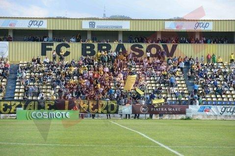 Clubul FC Braşov obligat să plătească peste 120.000 de euro către cinci jucători