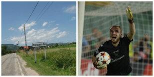 """Andru Nenciu scrie despre mânuşile vechi rămase în Borlovenii Noi. Contabilul Primăriei Prigor: """"Stadionul din sat va purta numele lui Cosmin Moţi"""". Gemenii Rotariu: """"N-am reuşit să-i dăm gol"""""""