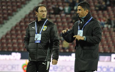 """Răzvan Lucescu nu a mai pierdut de 6 ani cu CFR. Miriuţă: """"Sunt favoriţi la titlu, dar nu mergem acolo ca mielul la tăiere"""""""