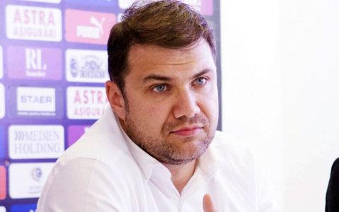 Administratorul Special al FC Oţelul Galaţi, Lucian Ciofoaia, şi-a anunţat demisia. Contractul cu australienii de la Aspen Alpine a fost denunţat