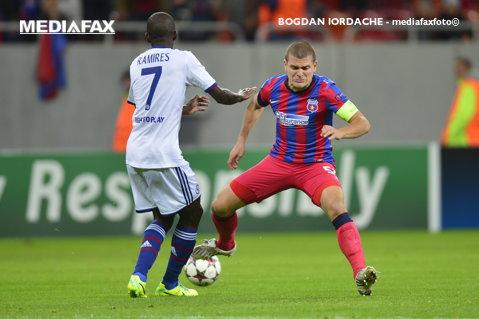 Bourceanu i-a impresionat pe stelişti cu prima decizie luată. PLUS: Ce numere şi-au ales ultimii jucători transferaţi de Steaua
