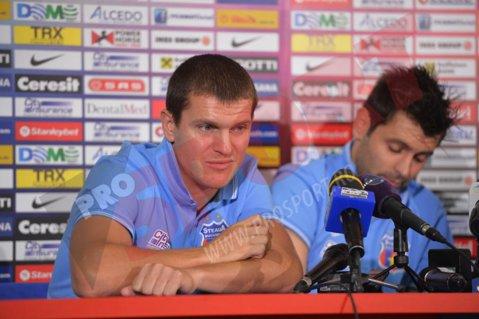 """Bourceanu îi este recunoscător Stelei: """"M-a ajutat într-un moment în care eram în pană de soluţii. Sper să mă întorc la Trabzon din postura de campion"""""""