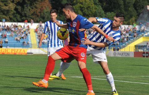 Cinci goluri pentru un punct. CSMS Iaşi – ASA Tg. Mureş 2-2