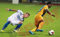"""Pandurii n-au câştigat în acest sezon pe teren propriu, dar Lucescu jr. vede altfel lucrurile: """"Este un teren dificil pentru toate echipele fruntaşe"""""""