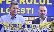 """Mulţescu a fost prezentat la Petrolul: """"Ne-am propus clasarea pe locurile 1-2"""""""