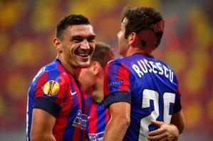 Keşeru, Steaua şi recordurile. Roş-albaştrii au intrat în istoria Europa League şi au stabilit două borne uriaşe