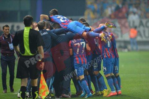 Petrolul n-a mai Priso pe Steaua. Campioana a câştigat cu 3-2, după un meci spectaculos la Ploieşti
