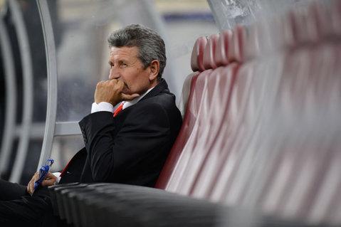 """Mulţescu îl """"înţeapă"""" pe Răzvan Lucescu: """"Avem carenţe mari la pregătirea fizică. Am avut informaţii eronate"""""""