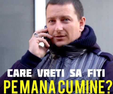 """VIDEO şi FOTO   """"Eşti pe mână cu Chirilă"""", expresia sezonului în Liga 1. Reacţia fabuloasă a antrenorului lui CSMS Iaşi înainte de jocul cu Concordia"""