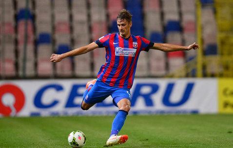 """Steaua i-a făcut o ofertă lui Szukala de prelungire a contractului: """"Cred că vom parafa înţelegerea"""""""