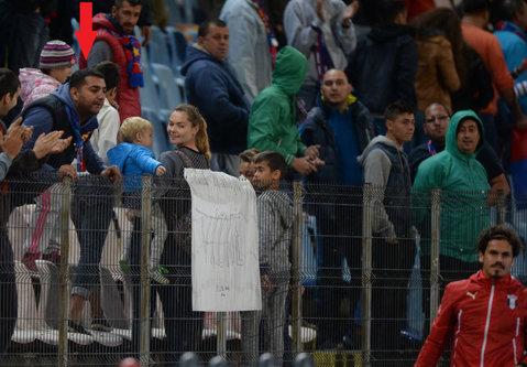 Steaua, nesancţionată pentru scandările xenofobe de la meciul cu Astra. Observatorul partidei nu a notat în raportul de joc trivialităţile