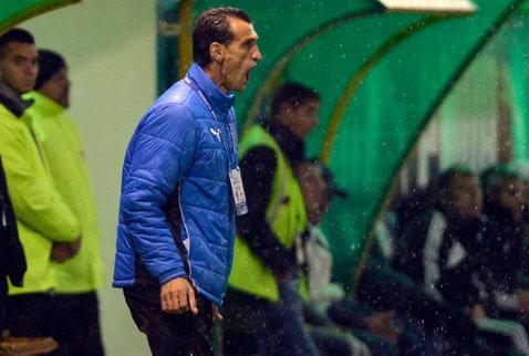 Vintilă şi-a reziliat contractul cu FC Viitorul, Hagi va colabora cu Ştefan Iovan şi Cristian Sava