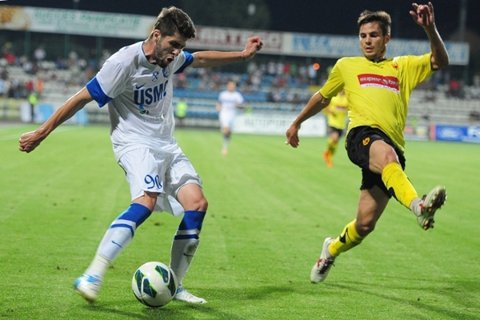 Răduţ nu este refăcut şi nu va juca în meciul cu ASA Târgu Mureş