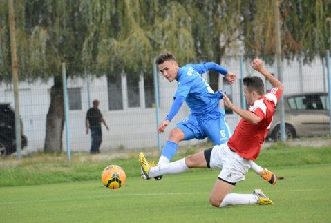 CSU Craiova a câştigat cu 5-0 meciul amical cu Vişina Nouă