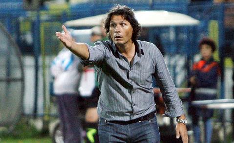 """Nicolo Napoli, optimist înaintea meciului cu Botoşaniul: """"Suntem favoriţi"""""""