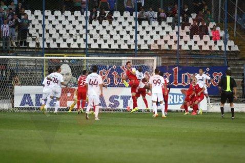 """Caparco, înainte de duelul cu FC Botoşani: """"Pentru noi, fiecare meci de acum încolo este ca o finală"""""""