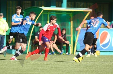 Elevii lui Hagi obţin cea mai categorică victorie a sezonului: Viitorul - Oţelul 3-0. Colţescu a oferit prea uşor un penalty pentru gazde