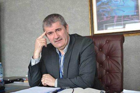 """Valeriu Iftime: """"Parcă toţi portarii năuci au venit la Botoşani"""""""