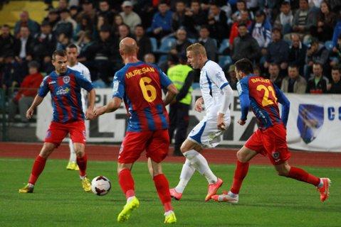 """În ciuda preţurilor mari, mureşenii au luat cu asalt casele de bilete înaintea meciului cu Steaua. """"Nu ar fi o surpriză să îi batem"""". 3800, media spectatorilor la Târgu Mureş"""