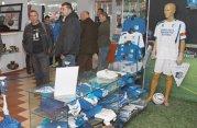 La 10 ani de la promovarea în Liga 1, Pandurii Târgu Jiu a inaugurat primul magazin oficial al clubului
