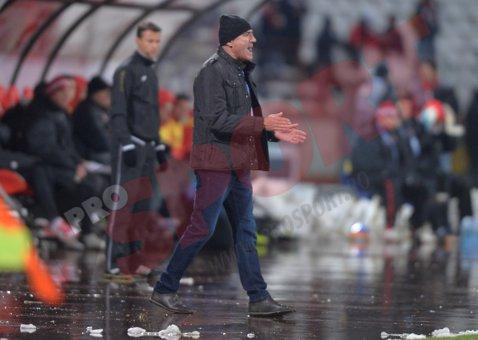 """Gorjenii au terminat meciul în lacrimi. Grigoraş: """"De ce nu ne-au dat penalty? Mi-aş putea pierde locul de muncă"""""""