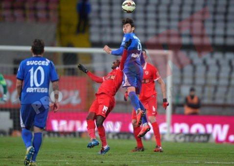 GALERIE FOTO | Dinamo - Pandurii 3-2. Din nou salvat de rezerve. Dinamo nu arată bine cu doar şase zile înainte de derby-ul cu Steaua