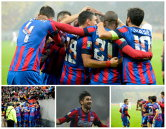 Steaua - Dinamo 3-0, campioana s-a obişnuit cu victoriile în derby. Meciul s-a terminat cu incidente între jucători după ce Arlauskis a fost lovit de o petardă