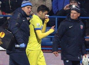 """Rusescu se află în continuare într-o situaţie gravă: """"Vede dublu. Nu mai este un jucător de fotbal"""". Argăseală anunţă o decizie radicală: """"O să se îndrepte şi în civil împotriva lui Mureşan"""""""