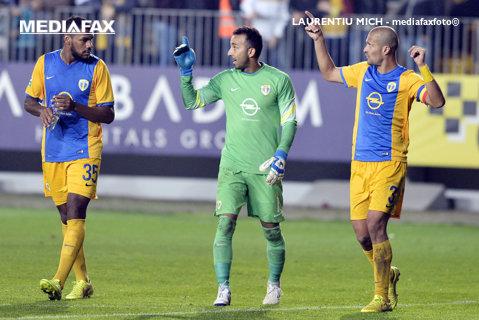 """Geraldo visează la titlu: """"Nu îi dăm titlul aşa uşor Stelei"""". Ce spune căpitanul Petrolului despre Gabi Mureşan, fotbalist fluierat la fiecare atingere"""