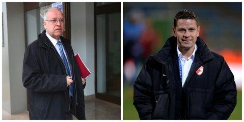 """Anghelache s-a răzgândit: """"Nu am vorbit cu Stoican"""". Preşedintele lui Dinamo a dezvăluit ce l-a deranjat pe fostul antrenor: """"Aflase că se negociază cu Niculescu"""""""