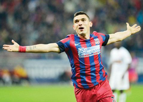 """Impresarul lui Keşeru îi linişteşte pe fanii roş-albaştri: """"Nu se pune problema să plece, se simte bine la Steaua"""""""