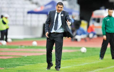 U Cluj a câştigat procesul cu Ionel Ganea, antrenorul obligat să returneze 60.000 de euro