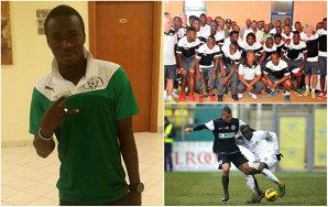 """Bam bam bam. Un jucător din Liga 1 se consideră cel mai bun din Africa: """"La anul câştigăm Cupa Africii""""."""